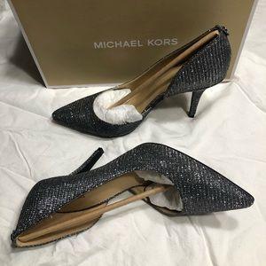 Michael Kors Nathalie Flex High Pump/Heels